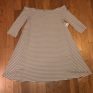 "OLD NAVY™️ ""Off-the-Shoulder"" Dress"